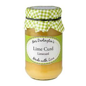 Mrs Darlington's Lime Curd 320g - Marmeladit ja hyytelöt - X00003 - 1